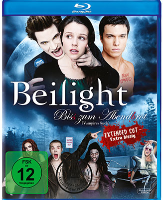 Beilight - Biss zum Abendbrot Blu-ray
