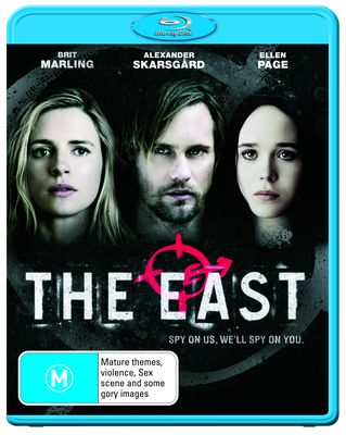 EAST, THE (2013) Blu-Ray