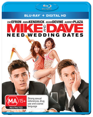 MIKE AND DAVE NEED WEDDING DATES BD