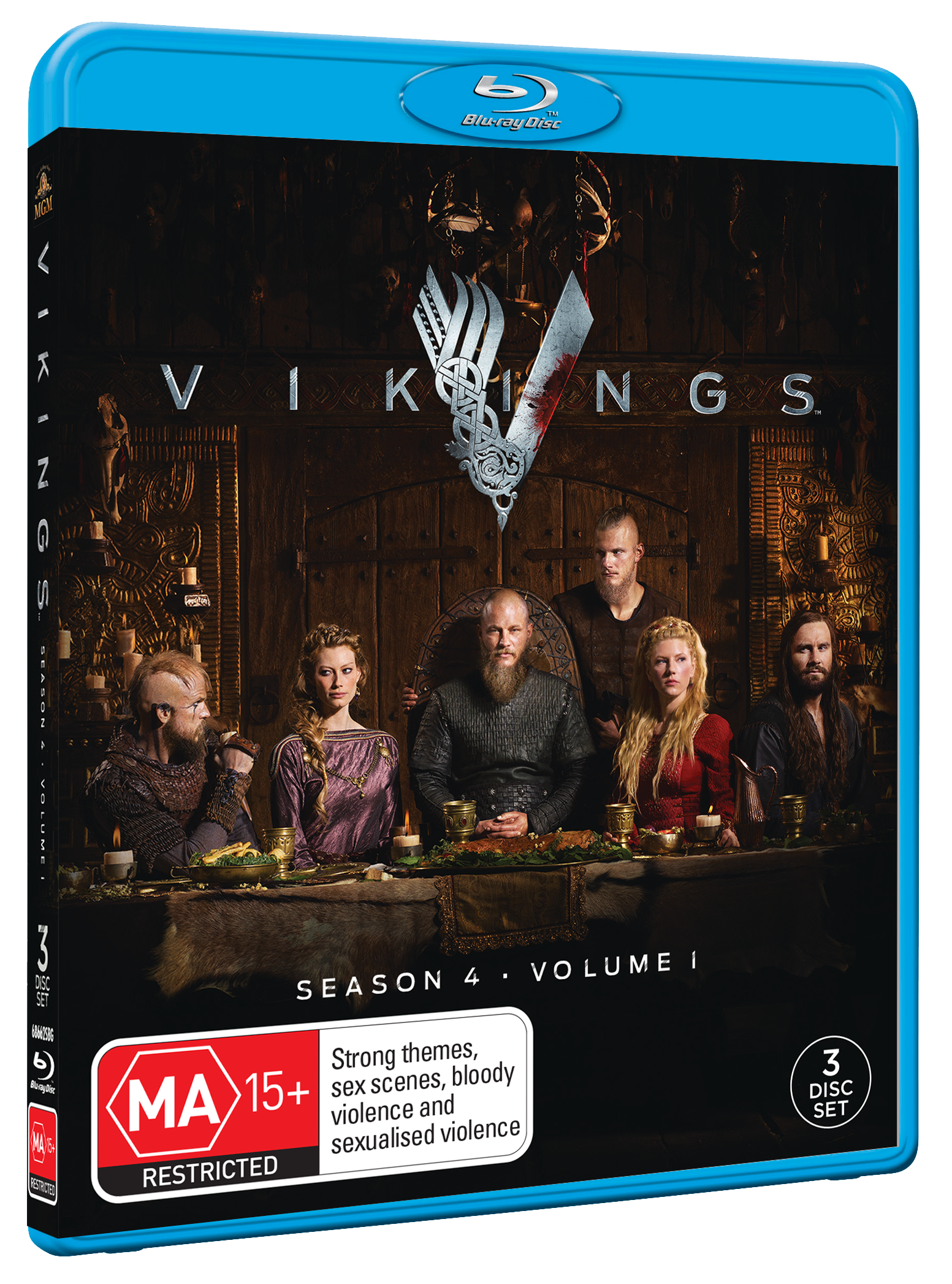 Vikings S4 Part 1 BD