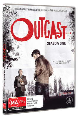 OUTCAST SEASON 1 DVD