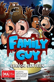 Family Guy S16 DHD