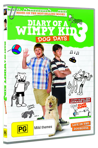 DIARY OF A WIMPY KID 3 (2013)