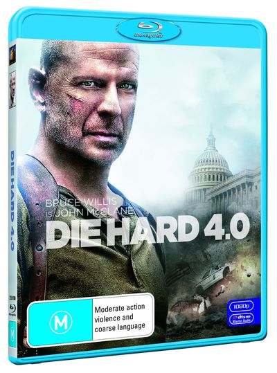 DIE HARD 4.0 (EXTENDED EDITION) (INT'L)