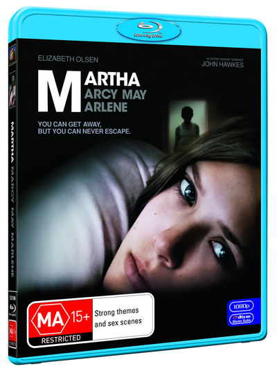MARTHA MARCY MAY MARLENE (2012)