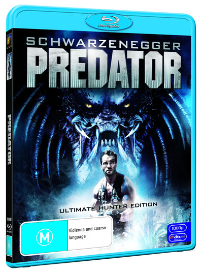 PREDATOR: THE ULTIMATE HUNTER EDITION (BLU-RAY)