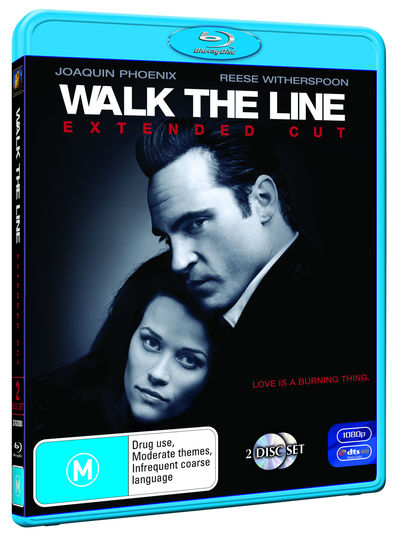 WALK THE LINE DIRECTOR'S CUT