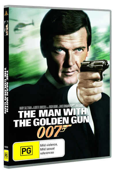 MAN WITH THE GOLDEN GUN, THE (ULTIMATE)