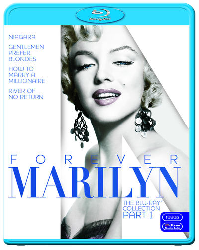 MARILYN MONROE COLLECTION (7 TITLES)