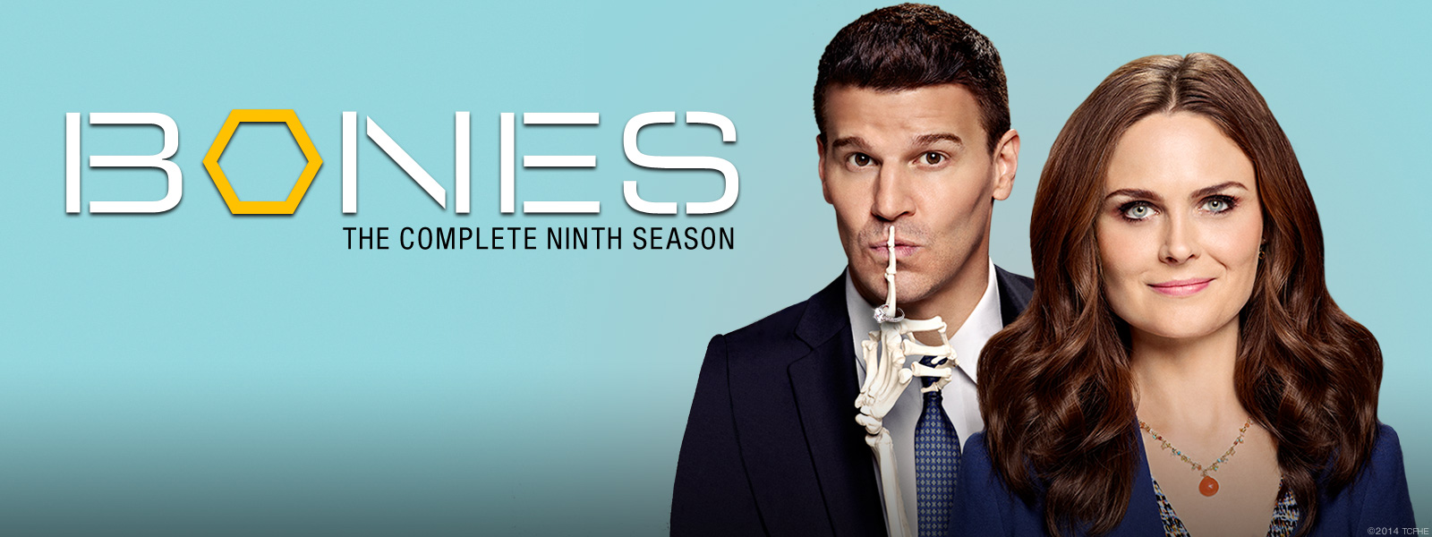 Bones The Complete Ninth Season
