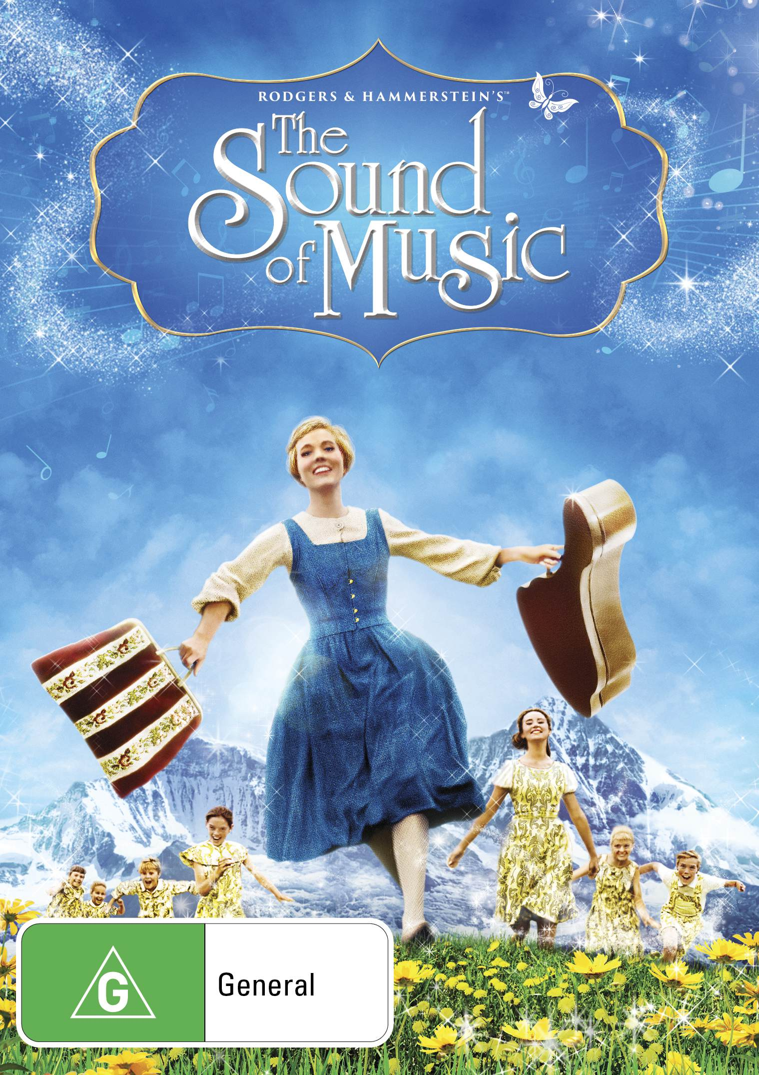 SOUND OF MUSIC 50TH ANNIVERSARY - DVD
