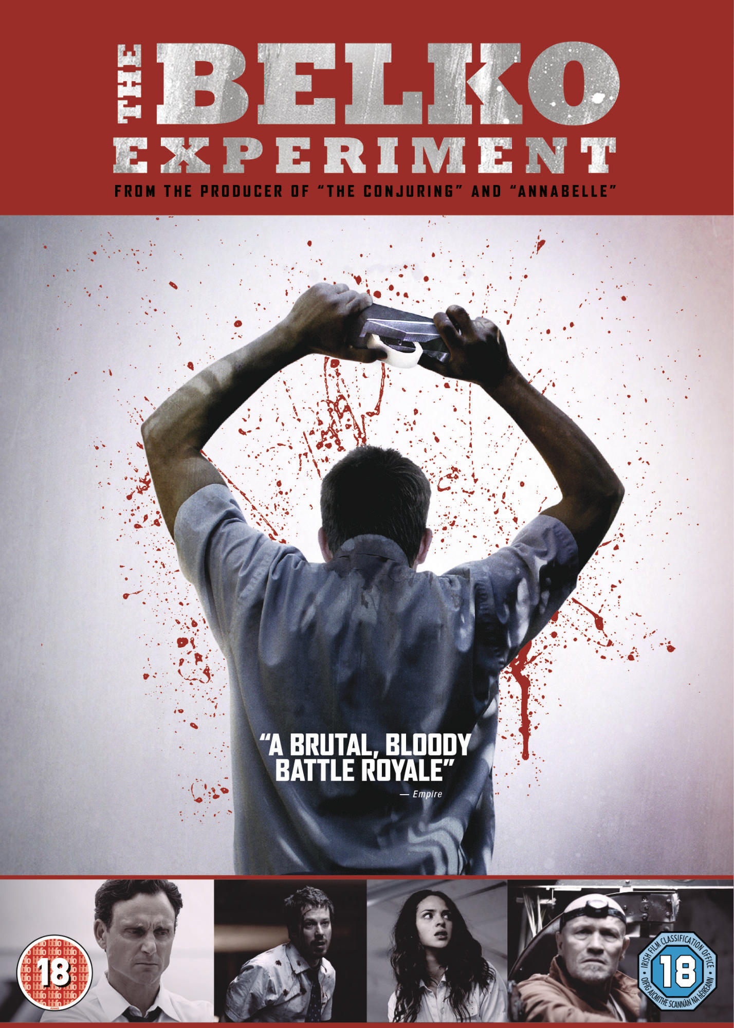 The Belko Experiment - DVD