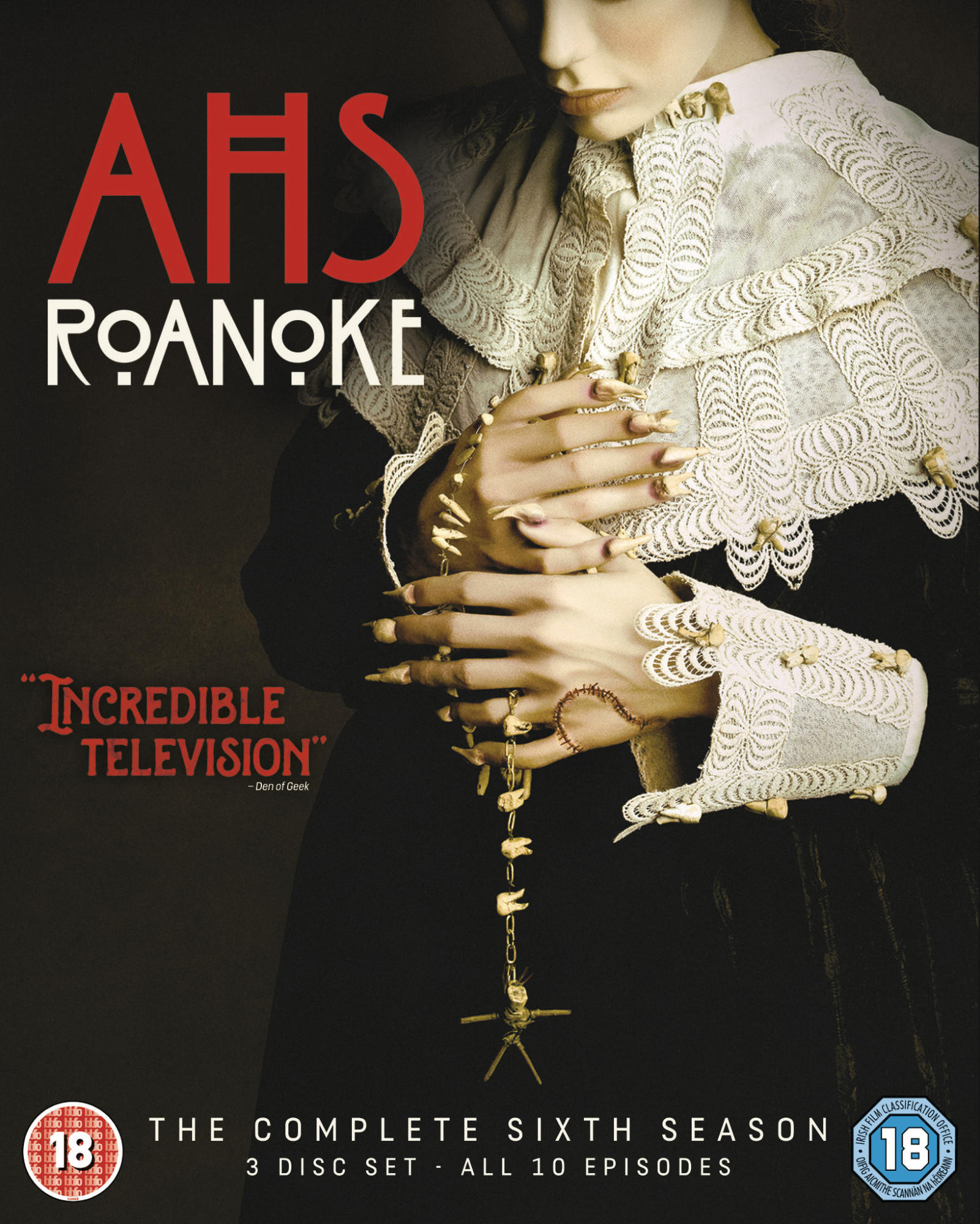 American Horror Story Roanoke - Blu-Ray