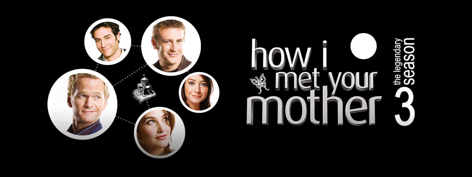 How i met your mother 3ª Temporada – BluRay 720p Dublado Download Torrent (2008)