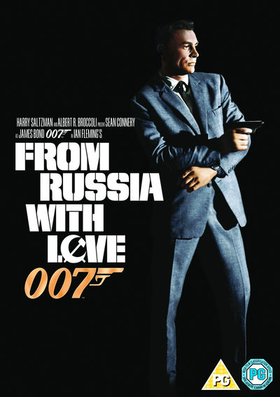 From Russia with Love (DVD)