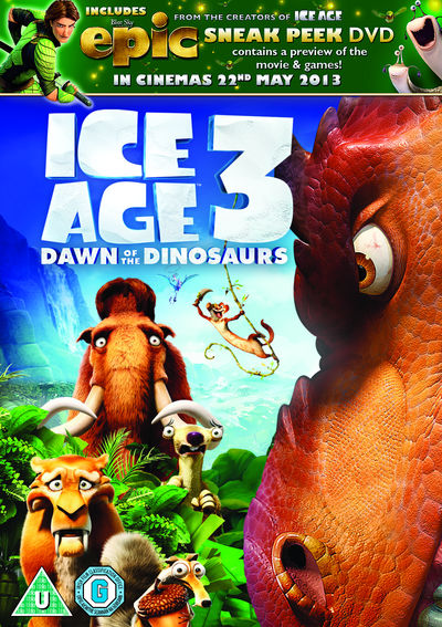 Ice Age 3 With Epic Activity Disc (DVD)
