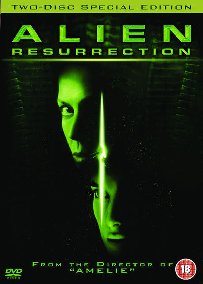 Alien Resurrection (Special Edition DVD)