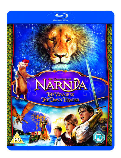 Chronicles of Narnia: Voyage Of The Dawn Treader (Blu-ray)