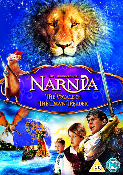 Chronicles of Narnia: Voyage of the Dawn Treader (DVD)