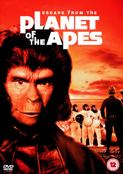 Escape From The Planet Of The Apes (DVD)