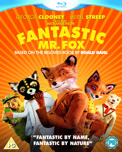 Fantastic Mr. Fox (Triple Play Blu-ray)