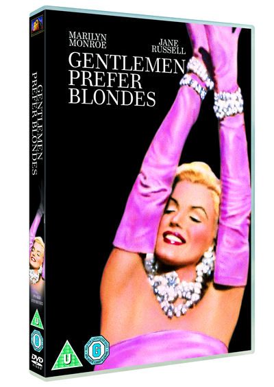 Gentlemen Prefer Blondes (Studio Classics DVD)