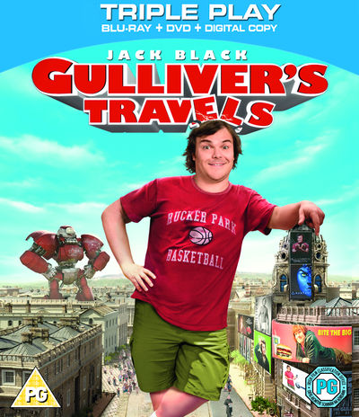 Gulliver's Travels (Triple Play Blu-ray)