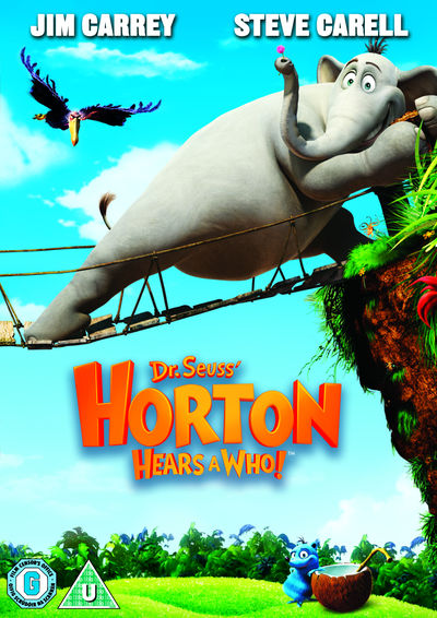 Dr Seuss' Horton Hears a Who! (DVD)