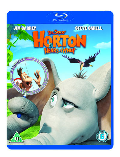 Dr Seuss' Horton Hears a Who! (Blu-ray)