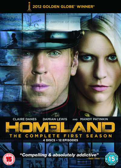 Homeland: Season 1 (DVD)