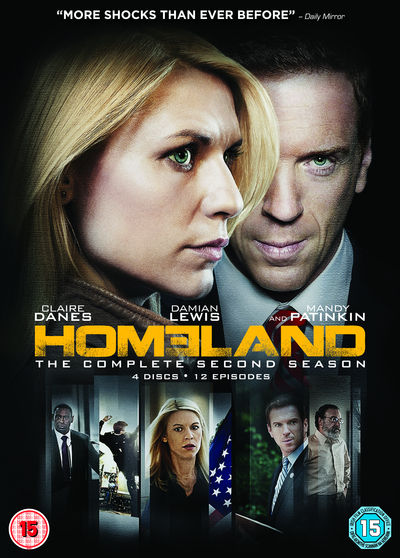 Homeland: Season 2 (DVD)