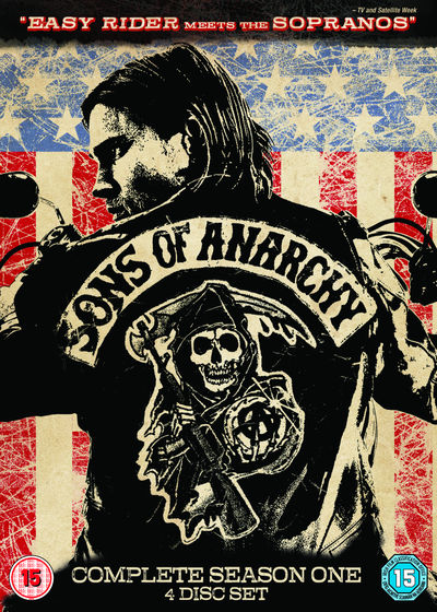 Sons of Anarchy - Season 1 (DVD)