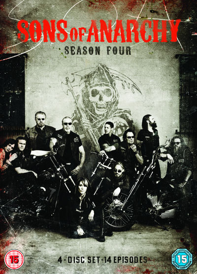 Sons of Anarchy - Season 4 (DVD)