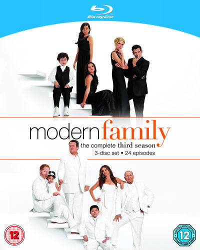 Modern Family Season 3 (Blu-ray)