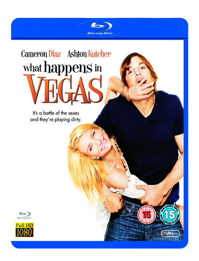 What Happens in Vegas (Blu-Ray)