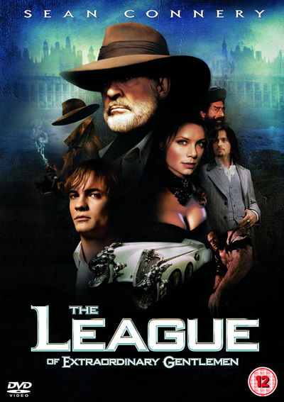 The League of Extraordinary Gentlemen (DVD)
