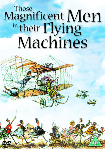 Those Magnificent Men in Their Flying Machines (DVD)