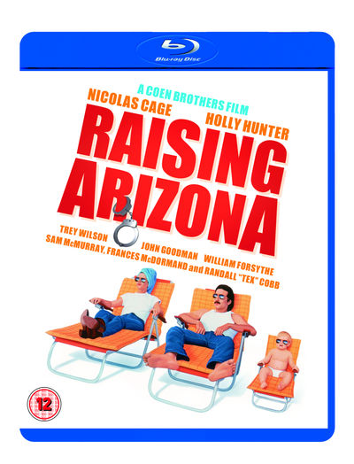 Raising Arizona (Blu-Ray)