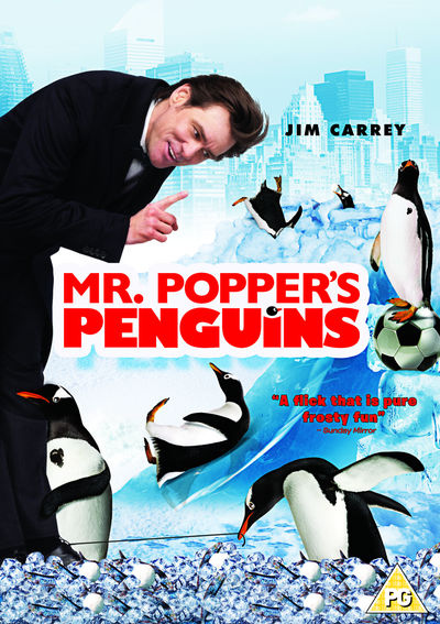Mr. Popper's Penguins (DVD)
