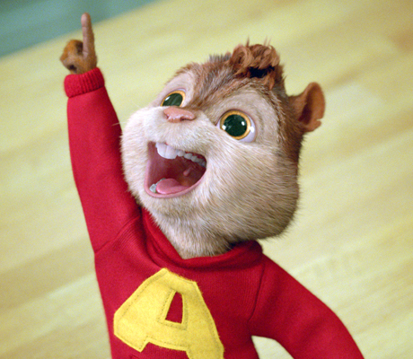 Alvin & the Chipmunks - The Squeakquel