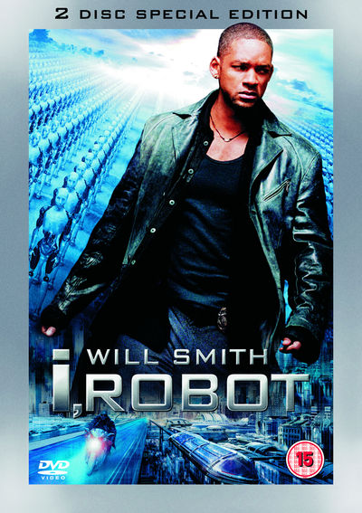 I, Robot (2 Disc) (DVD)