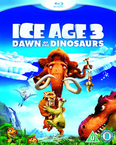 Ice Age 3: Dawn of the Dinosaurs Triple Pack (Blu-ray)
