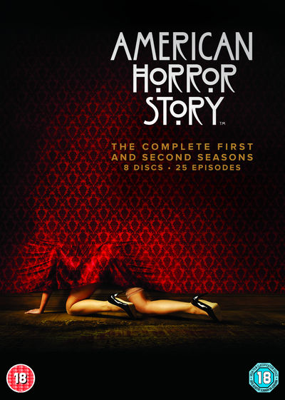 American Horror Story Season 1 & 2 (Double Pack DVD)