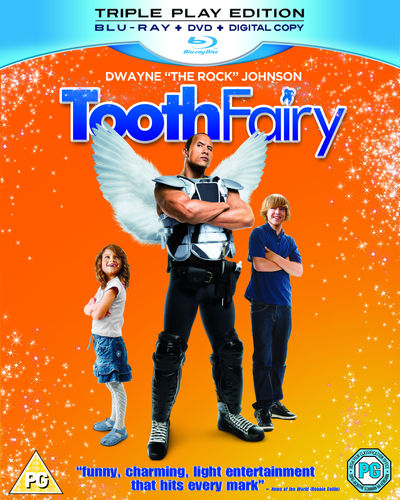 Tooth Fairy (Triple Play Blu-ray)