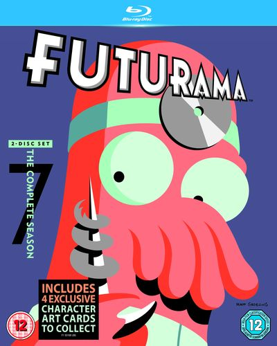 Futurama - The Complete Season 7 Blu-ray
