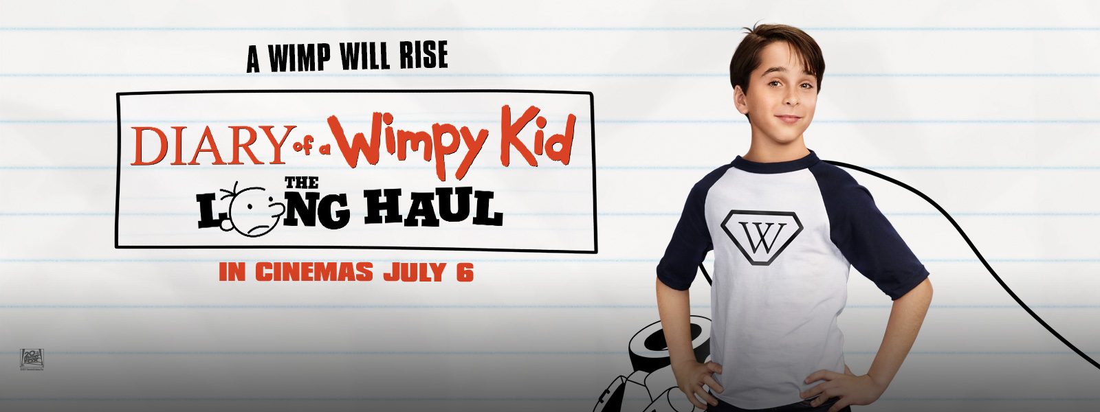 Diary of the Wimpy Kid - The Long Haul