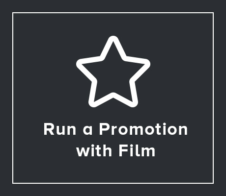 Run A Promotion With Film