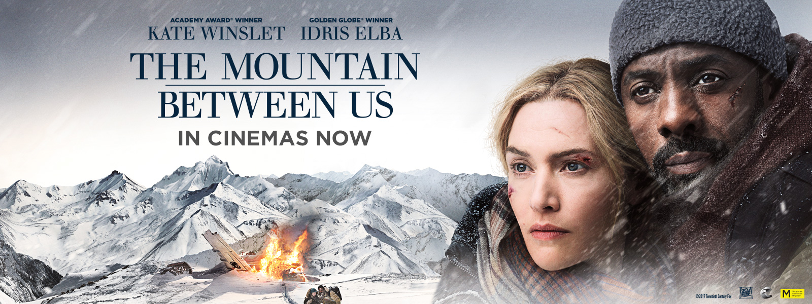 The Mountain Between Us - Marquee NEW In Cinemas Now