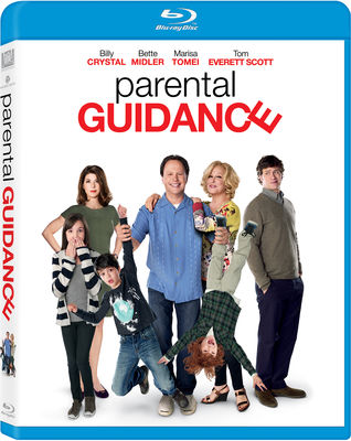 Parental Guidance Blu-ray Blu-Ray