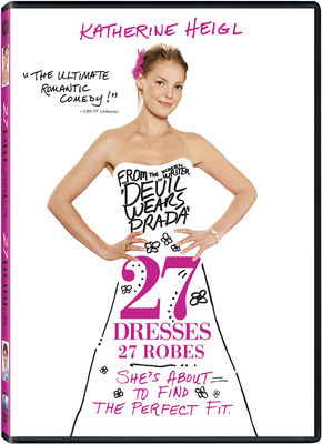 27 Dresses Repackaged DVD